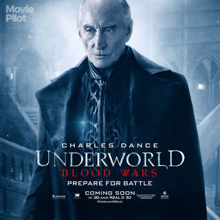 A poster of Thomas for <i>Underworld: Blood Wars</i>