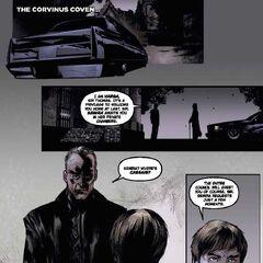 Varga in the comic