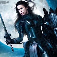 Sonja in Rise of the lycans