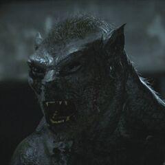 Raze, as he fights with Soren.