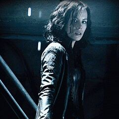 Selene discovers Michael's absence in the Vampire safe house.
