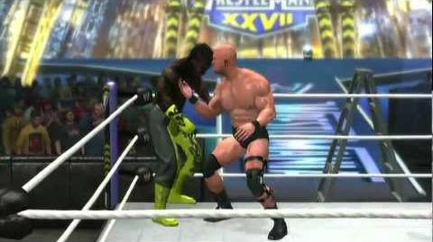 YWE Wrestlemania 3 Highlights