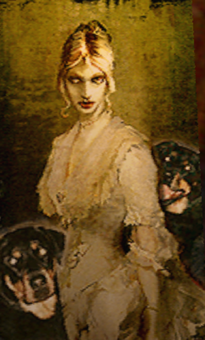 File:Lizbeth with Rottweilers portrait.png