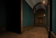 Corridor to Otto Keisinger's Room 2