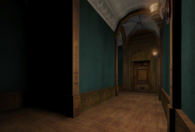 File:Corridor to Otto Keisinger's Room 2.png