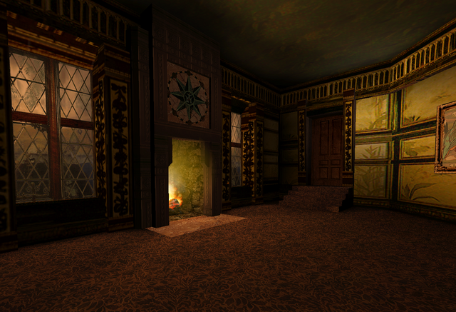 File:Little Library with Fireplace.png