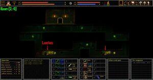 The Vengeance Leeches Room -2, -6-