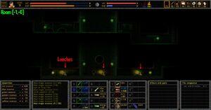 The Vengeance Leeches Room --1, -6-
