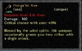 Horgahn Axe 2
