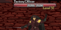 Factory Officer