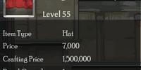 Ashigaru Hat