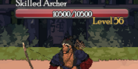 Skilled Archer