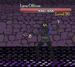 Lava Officer