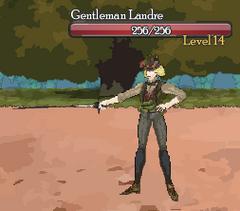 Gentleman Landre