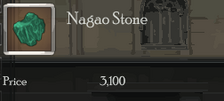 Nagao Stone
