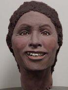 Campbell Jane Doe smiling