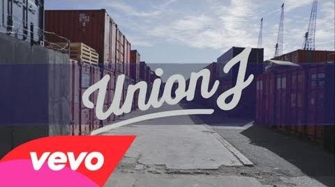 Union J - Beautiful Life (Behind the Scenes)