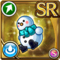 Gear-Snowman Toy Icon