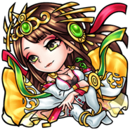 Gear-Amaterasu SD Icon (Three Kingdoms Smash!)