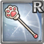 Gear-Pawpad Staff Icon