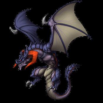 Gear-Metus, Evil Drake Render