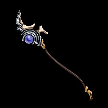 Gear-Bone Wand Render