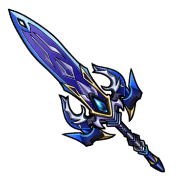 Gear-Drake Chosen Sword Render