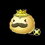 Gear-Yellow Passa King Enemy Icon (Three Kingdoms Smash!)