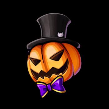 Gear-Pumpkin Lantern Render