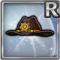 Gear-Sheriff Poppa's Hat Icon
