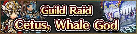 Raid-Cetus, Whale God