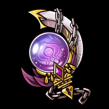 Gear-Dark Spirit Orb Render