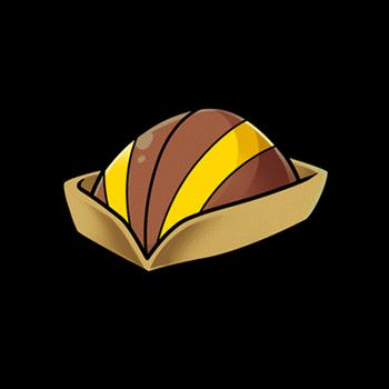 Gear-Leather Hat Render