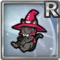 Gear-Black Sorcerer Cat Icon