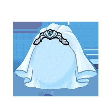 Image - Gear-Blue Wedding Veil Render.png | Unison League ... (380 x 380 Pixel)