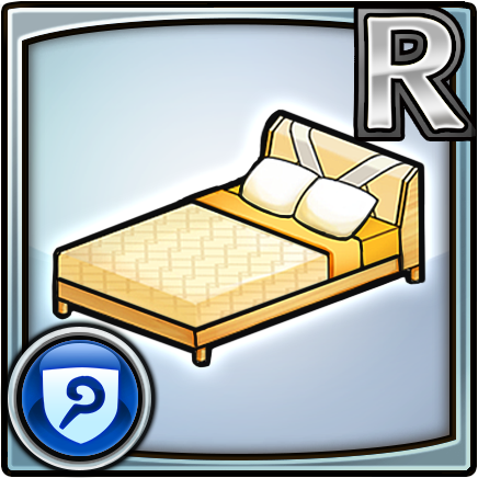 File:Furniture-Casual Bed (Beige) Icon.png