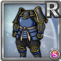 Gear-Blue Samurai Armor Icon