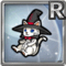 Gear-White Sorcerer Cat Icon