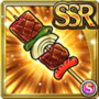 Gear-Juicy BBQ Kebab Icon