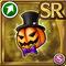 Gear-Pumpkin Lantern Icon