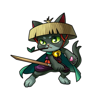 Gear-Kotaro the Stray Cat Render