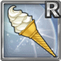 Gear-Vanilla Soft Serve Icon