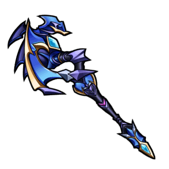 Gear-Drake Chosen Staff Render