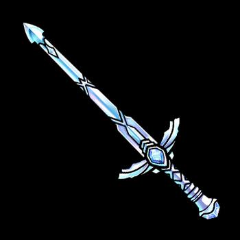 Gear-Platinum Sword Render