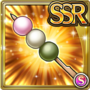 Gear-Flavored Sakura Dango Icon