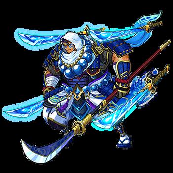 Gear-Benkei, Pure Devotion Render