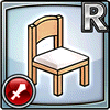 File:Furniture-Casual Chair (White) Icon.png