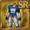 Gear-Football Uniform (Wicked) Icon
