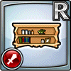 File:Furniture-Classic Shelves (Beige) Icon.png