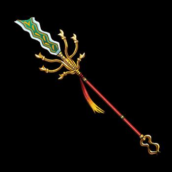 Gear-General's Serpent Lance Render